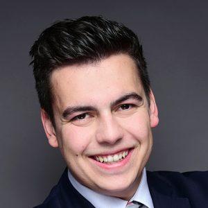 Niklas Leske - Unternehmensberater bei INVERTO GmbH